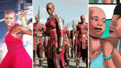 Black panther Dora Milaje
