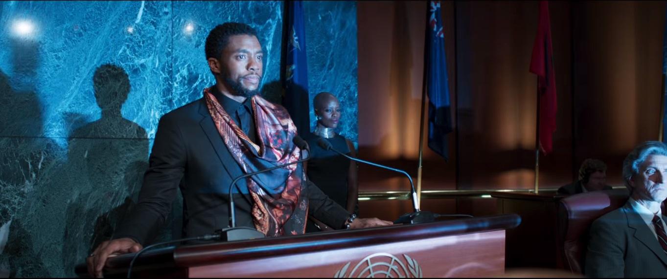 How Wakanda Helped In Enhancing Tony's Nanotech Suit