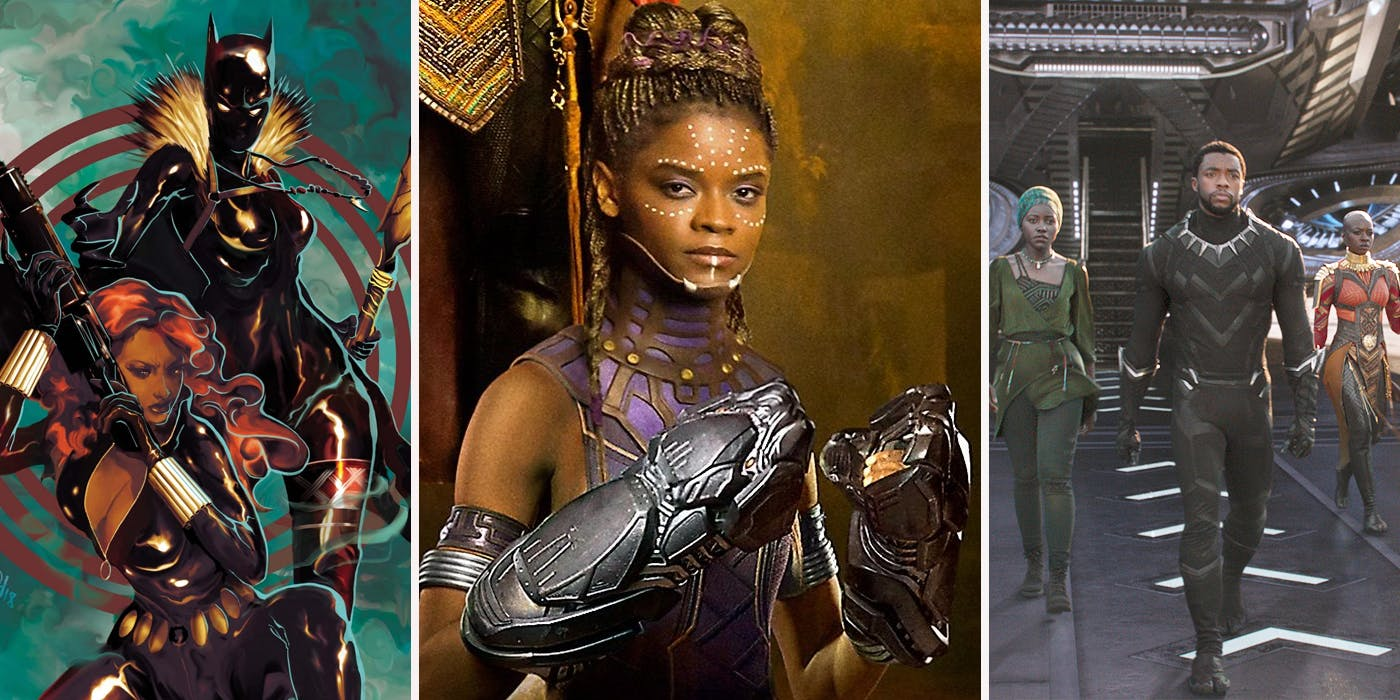 here s how black panther sets shuri to be the next black