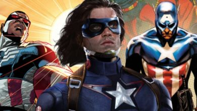Photo of Bucky isn't the Next Captain America as Suggested by 'Falcon & Winter Soldier' Series