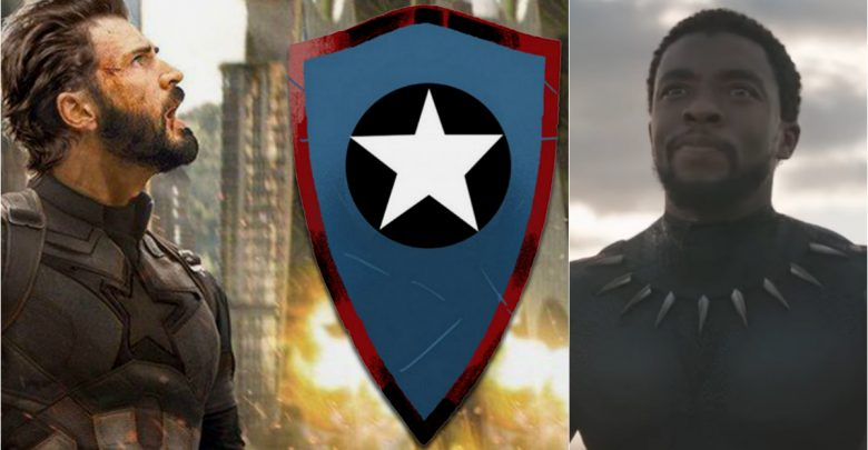 Black Panther Explains The Secret Of Captain America S New Shield