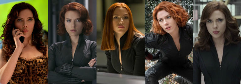 Black Widow Solo Movie Civil War