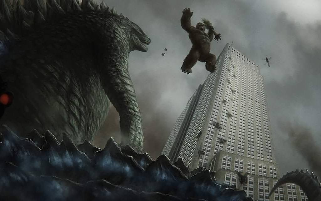 Here's Everything We Know About The Upcoming Godzilla Vs Kong