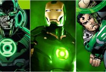 Photo of 15 Comic Book Characters You Never Knew Were Green Lanterns
