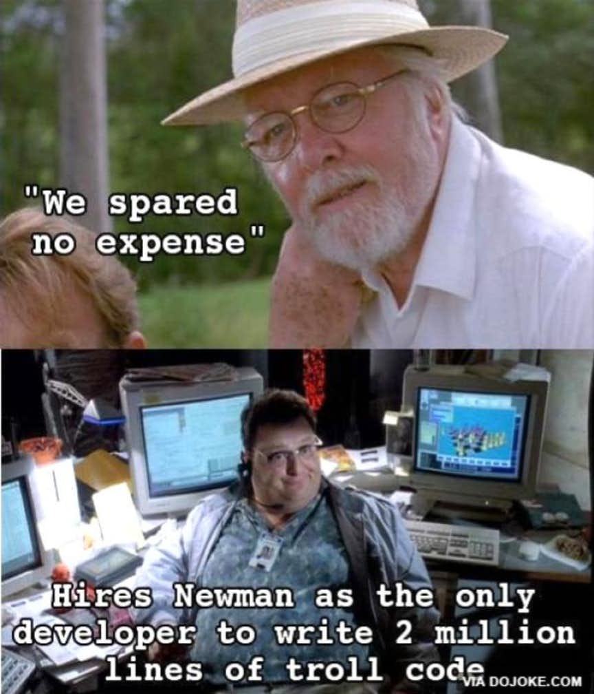 25 Hilarious Jurassic Park Memes That Will You Laugh Out Loud