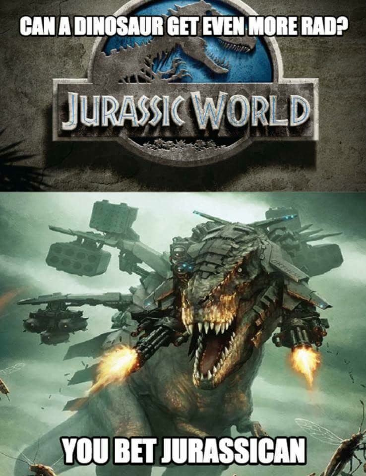 25 Hilarious Jurassic ...
