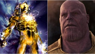 Photo of Battle of Super Cosmic Creatures: Living Tribunal Vs Thanos