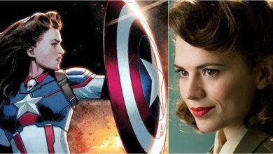 peggy carter Captain America