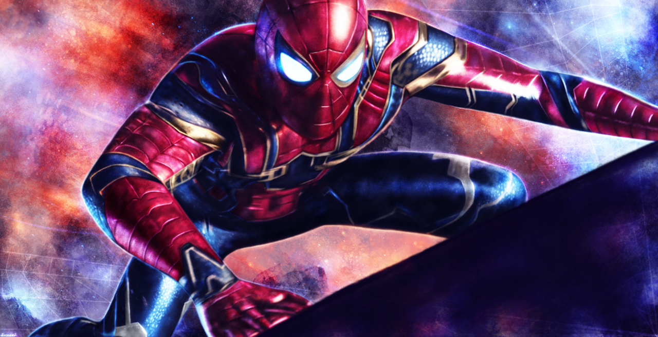The New Features of Iron Spider Suit Has Been Revealed