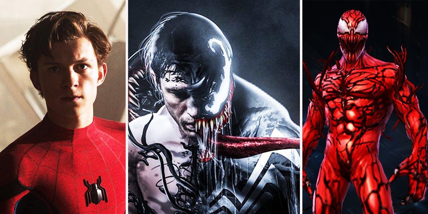 Venom 2 Carnage Sony Villain