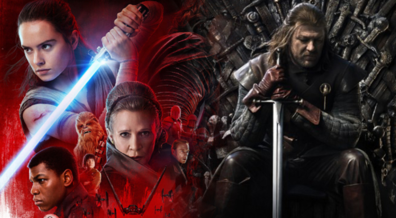 Image result for star wars game of thrones directors