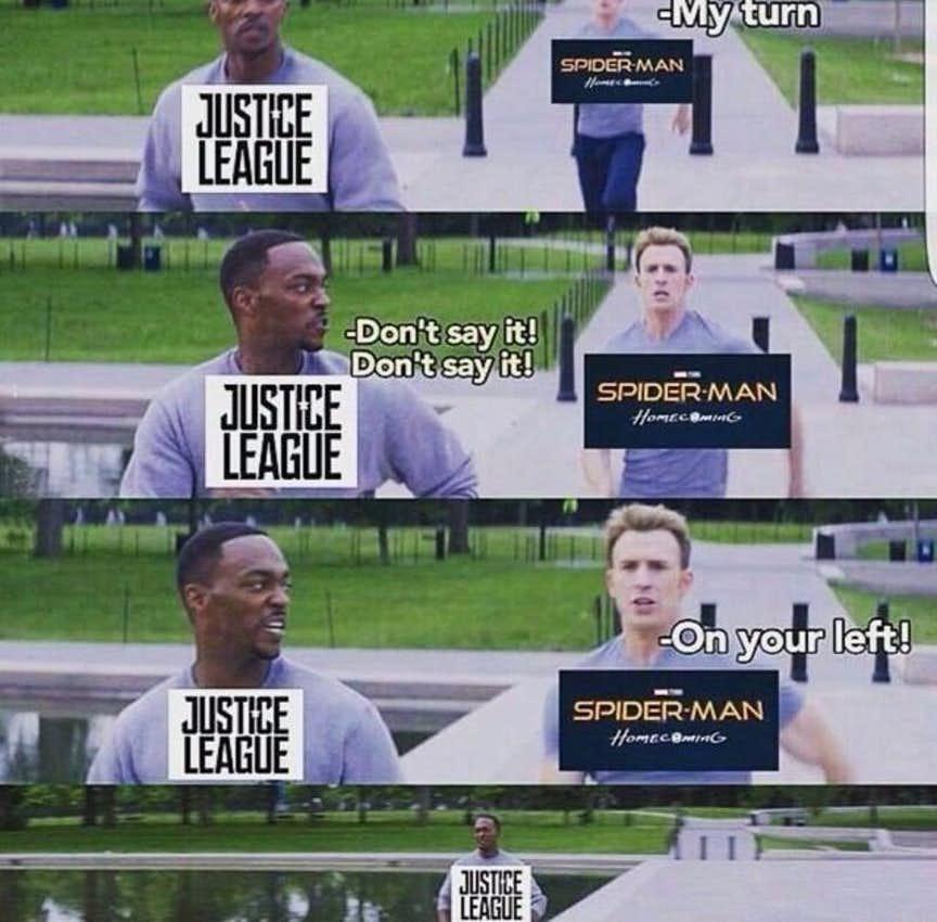 Justice League Vs. Avengers