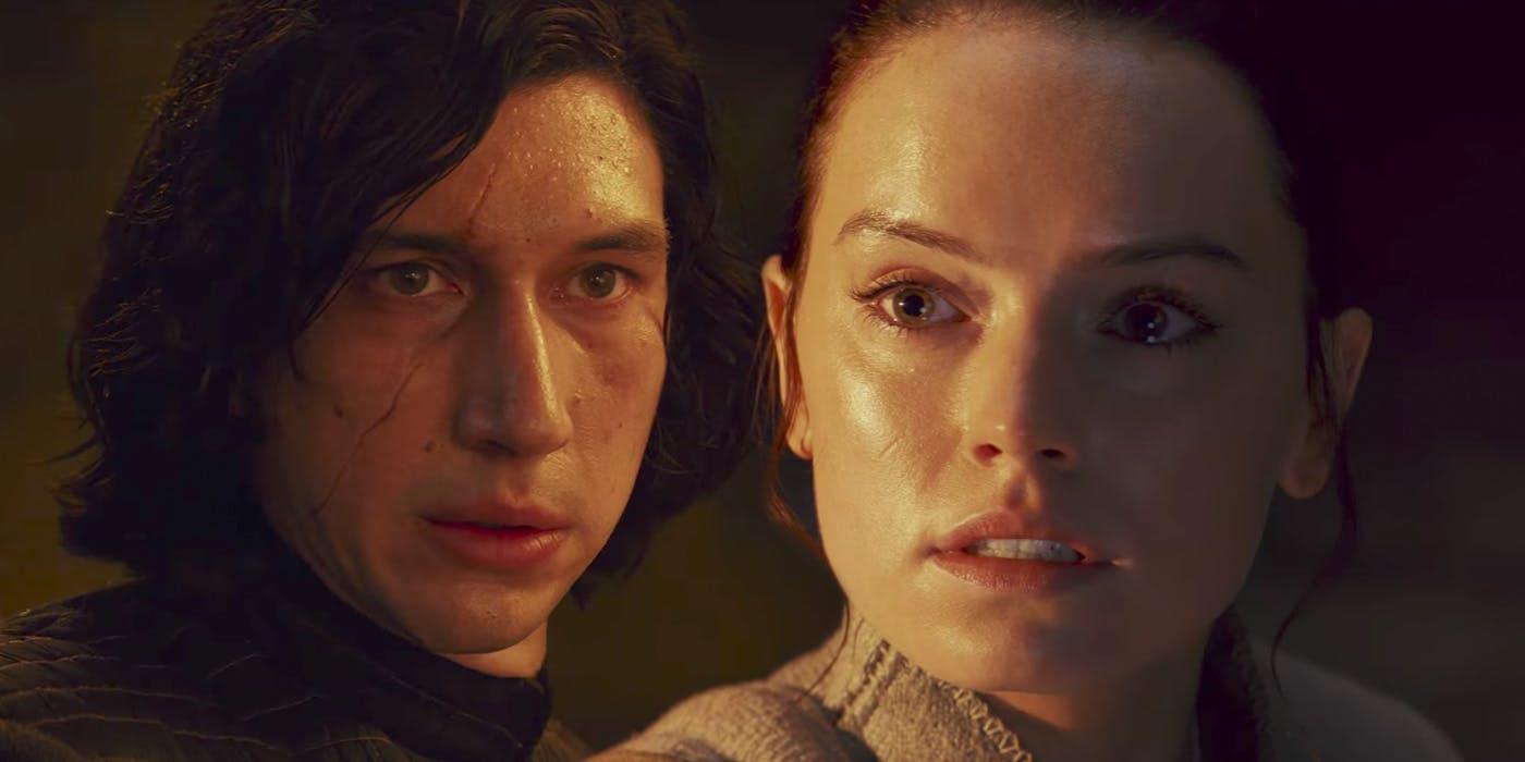 Star Wars Episode 9 Rey Kylo