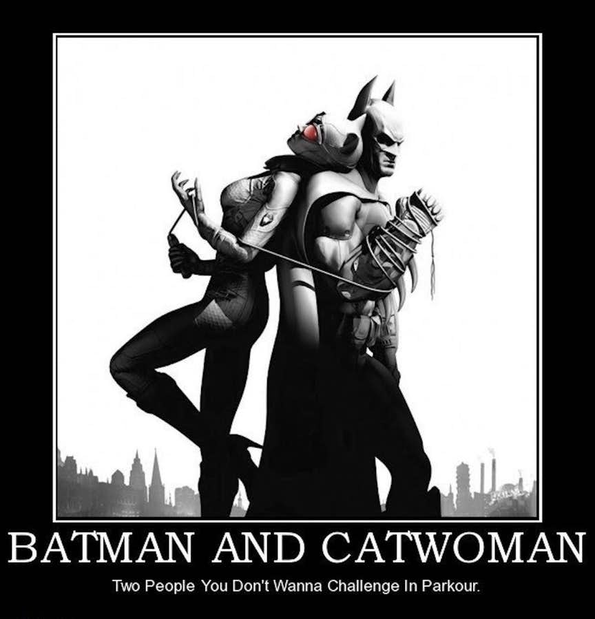 37 Funniest Batman And Catwoman Memes That Will Make You