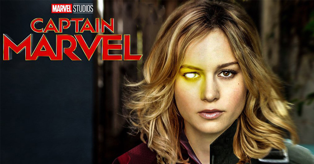 Here's How Captain Marvel May Be Directly Linked To Iron Man 2 And The Avengers