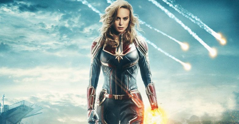 Captain Marvel Alternate Ending