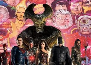DC upcoming movies