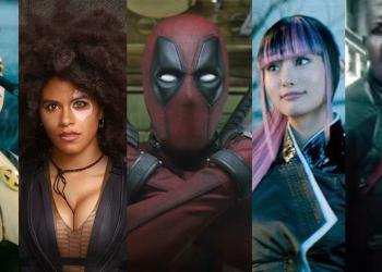 Deadpool 2 x-men characters