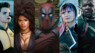 Deadpool 2 x-men characters