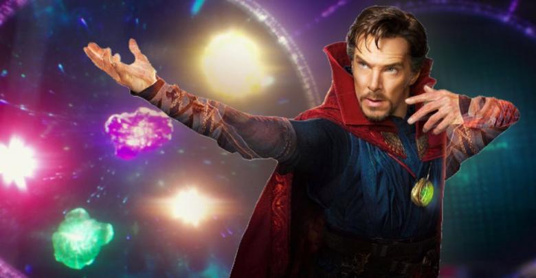 Doctor Strange infinity stone avengers 3