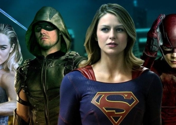 Flash Supergirl Legends And Arrow Finale date