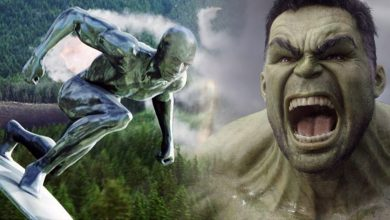 Photo of Is Hulk Taking The Silver Surfer's Place In Avengers: Infinity War?