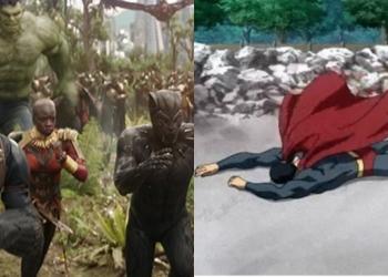 Infinity War Vs DC