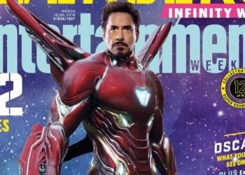 Iron Man's Bleeding Edge Armor iron man