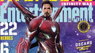 Iron Man's Bleeding Edge Armor iron man