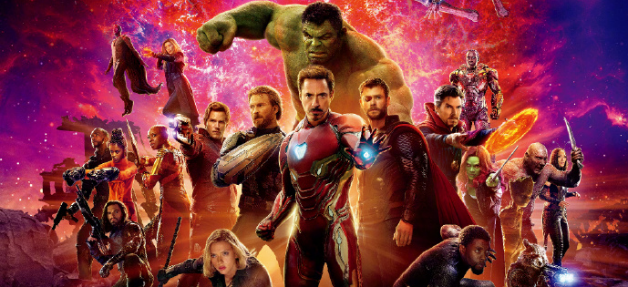 New Amazing Japanese And Chinese Infinity War Posters Released