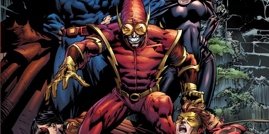 Speedster Supervillains in The DC Universe