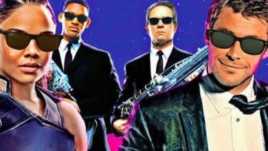 Photo of The First Set Photos of Men In Black Reboot Show Chris Hemsworth