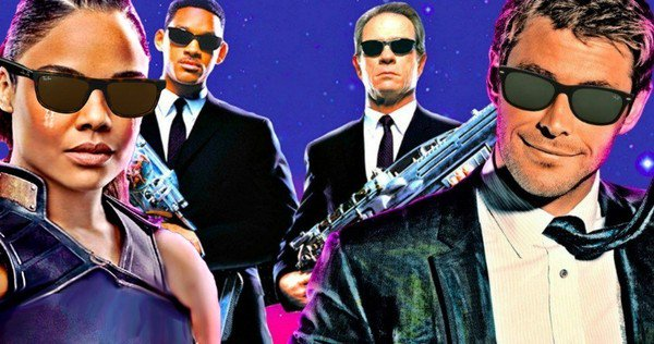 Men In Black Spinoff Rebecca Ferguson MI6