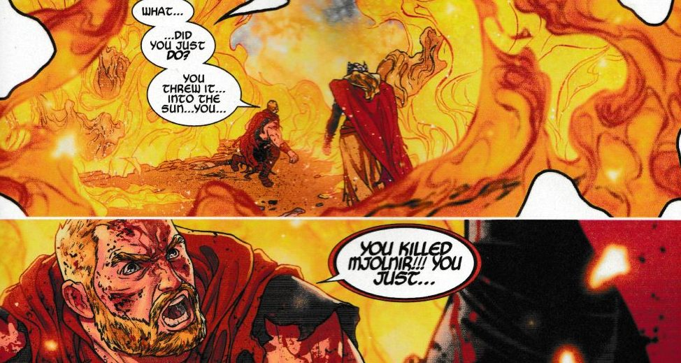 Loki Kills Thor Marvel's Fresh Start Initiative