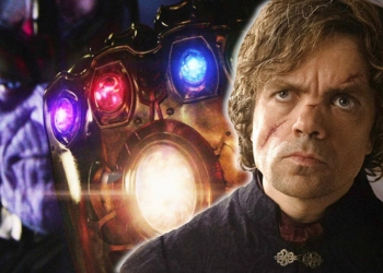 Peter Dinklage avengers: infinity war