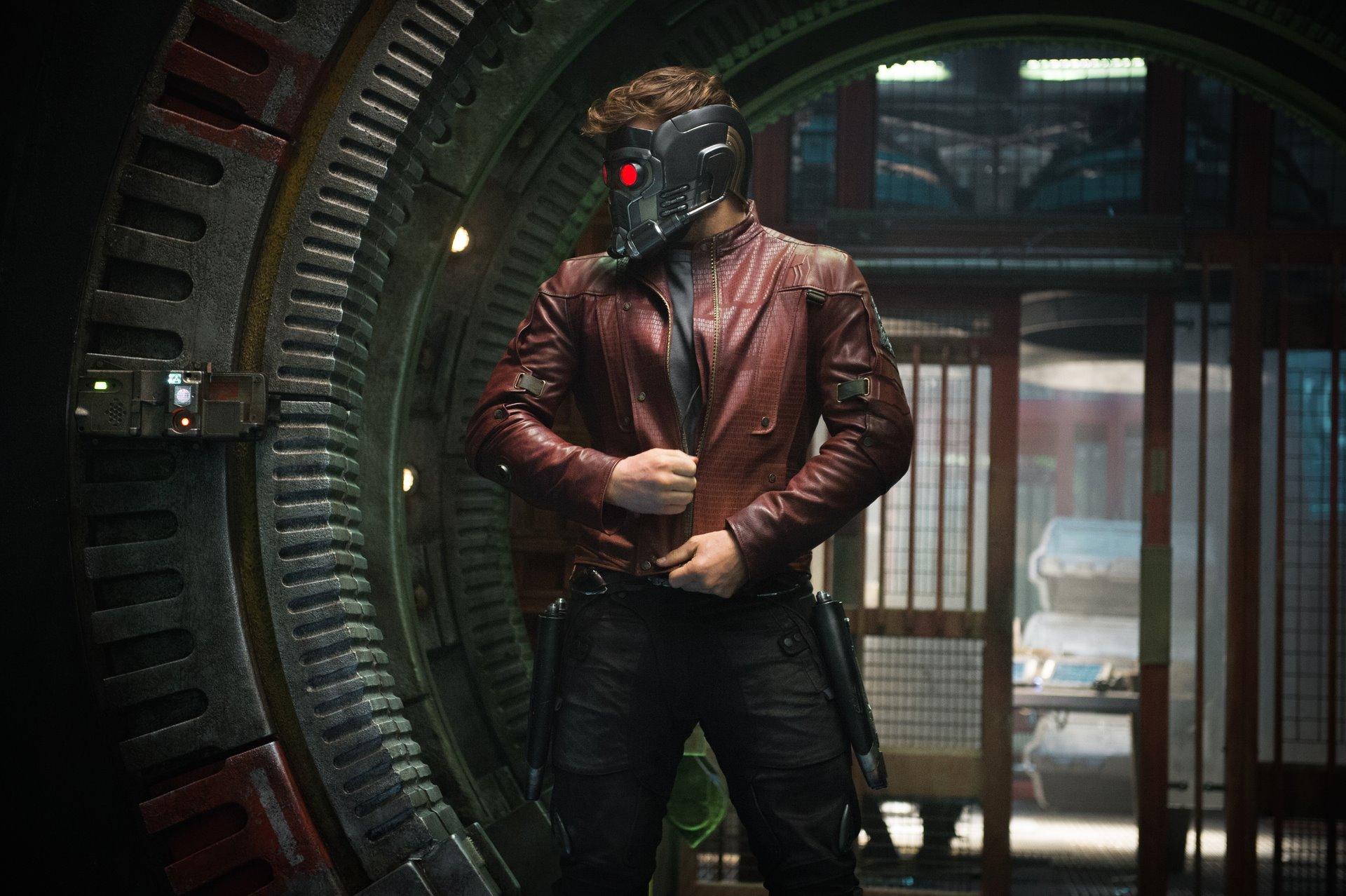 Chris Pratt Katherine Schwarzenneger Marvel