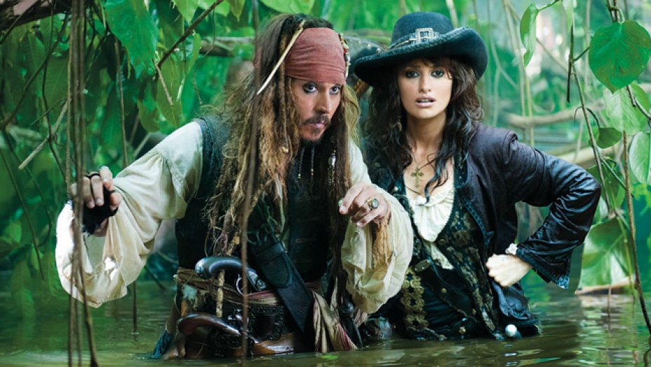 Pirates of the Caribbean Reboot Jack Sparrow