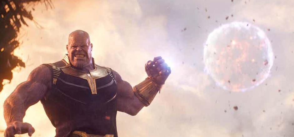 Killmonger Vs Thanos