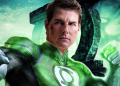 Tom Cruise As Green Lantern