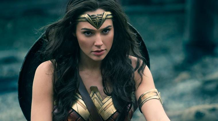 Black Widow Wonder Woman