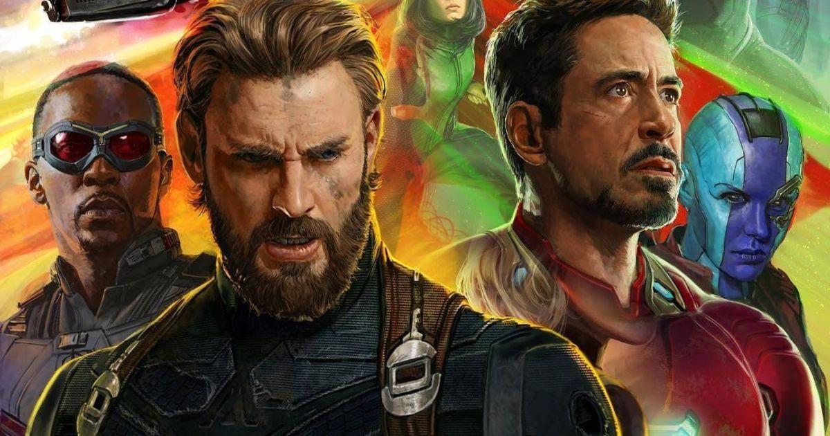 iron man robert downey jr. avengers: infinity war