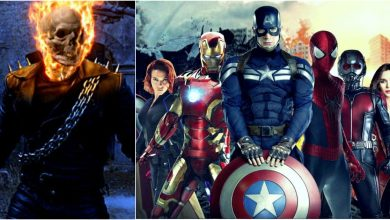 Photo of The Entire Avengers Team Just Turned Into An Army of Ghost Riders!!!