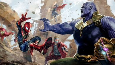 avengers infinity war big fight scene