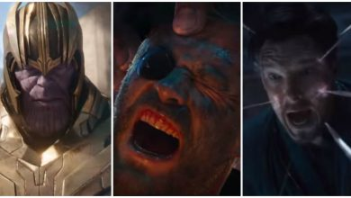 Final Avengers Infinity War Trailer