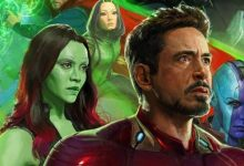 Photo of Iron Man Consciously Saved Gamora While Snapping His Fingers