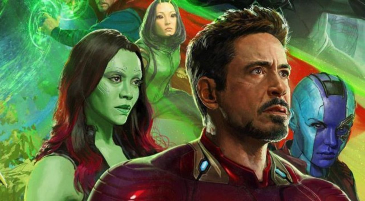Unused 'Guardians of the Galaxy Vol. 2' Concept Art Reveals a Totally Different Mantis