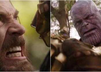 best moments infinity war trailer