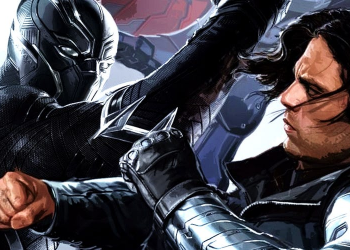 black panther winter soldier fight