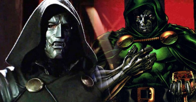 Doctor Doom Solo Movie Fantastic Four