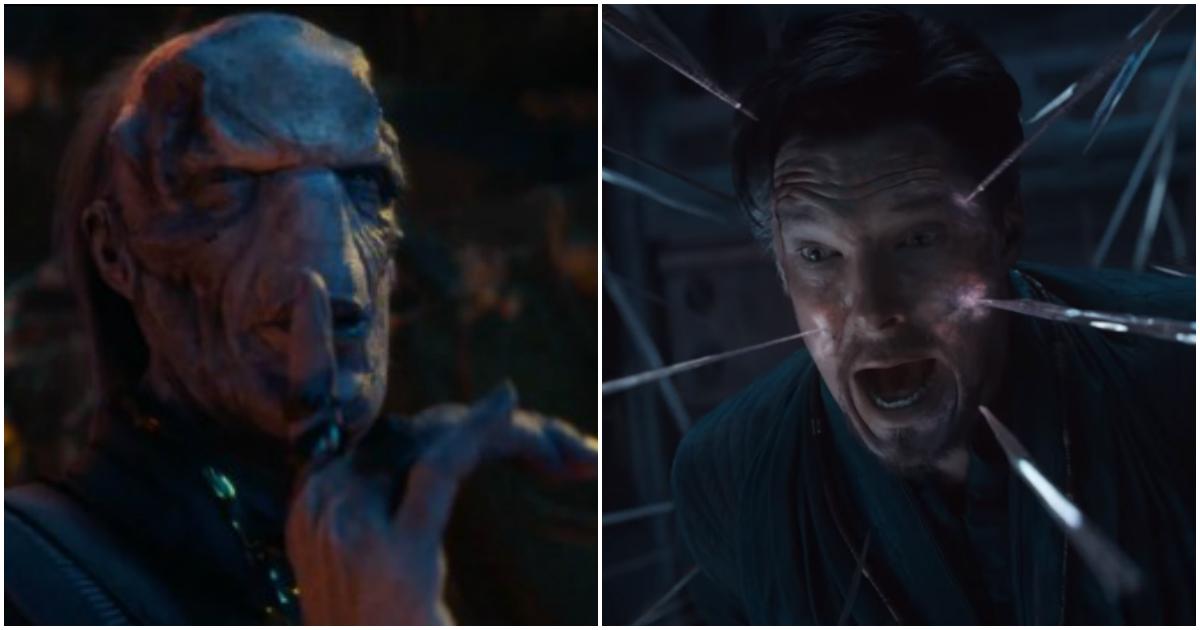 final infinity war trailer